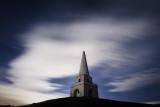 Moonlit Obelisk, Killiney Hill