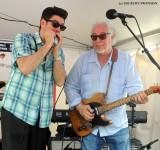 Bob Corritore and Bob Margolin