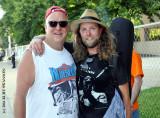 Kurt Swanson and Miles Minor