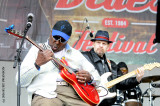 Eddy Clearwater and Ronnie earl