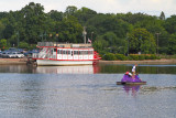 Paddlewheels Large and Small