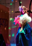 Lady Jae dons the blues at NotsuoH
