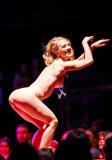 Donna Hood:  Joy of Tassel Twirling Houston Burlesque Fest HOB