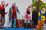 Chris EightBall Amerson 8eTribe smoker Betties Circus