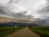 Rough Storm, Dickinson ND