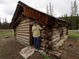 Marv Old Miners Cabin