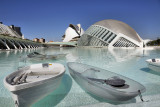Calatrava's City of Art and Sciences
