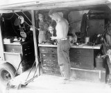 Kwaj 1945 machine shop