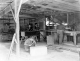 Kwaj carpentry shop
