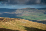 Pen-y-ghent from Ingleborough  13_d800_3993