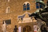 Loggia dei Lanzi and Fake David, Piazza della Signoria  14_d800_0200