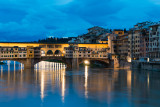 Ponte Vecchio and River Arno, Florence  14_d800_0243