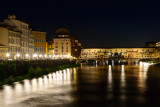 Ponte Vecchio and River Arno Florence  14_d800_0702