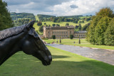 Chatsworth, Mark Wallinger The Black Horse  15_d800_3975