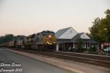 A nice late summer morning in Ashland, VA 9/18/15