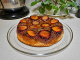 _9120028 Upside Down Plum Cake