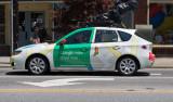 SIL80065 Google Street View Camera Car