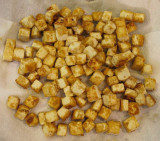 Crispy  Fried Tofu