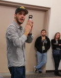 Enthusiastic Tour Guide, Nathan