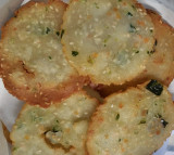 Thattai - Indian Rice Crackers
