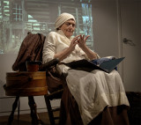 Marianne Carruth as Rebecca Boone