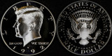 1992 S Kennedy Half Dollar - Proof