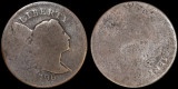 1796 Flowing Hair Large Cent