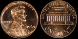 1964 P Lincoln Memorial Cent