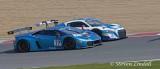 Lambourghini Huracan GT3 & Audi R8 LMS