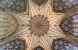 York Minster -Chapter House Roof