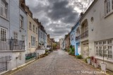 Montagu Mews West
