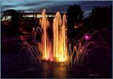 Powell Gardens Fountain