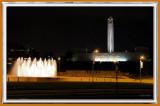 Liberty Memorial at Night