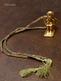 Gold Pendant of King Tut