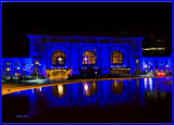 Royals Blue Union Station