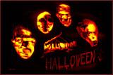 Hollywood Halloween Glow