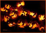 Fireplace Glow