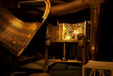 Discovery of King Tut's Throne