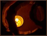 Inside the Jack O Lantern
