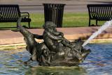 JC Nichols Fountain