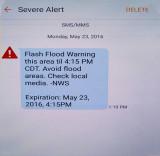Flash Flood Warning