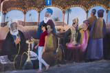 New Mural in Jaffa