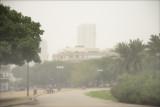 Rare Fog in Tel Aviv.jpg