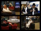 The Wonderful Mixture who travel El Al