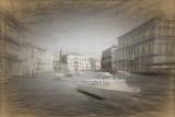 DaVinci Sketch of Venice using TopazLab filter impressions