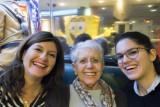 selfie of 3 generations