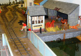 Wharf Swing Bridge Model Railway.