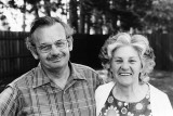 Gerald and Olive Bailey at Cherrytree Grove - Australia circa 1972.