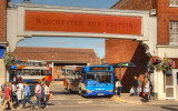 Winchester Bus Station.