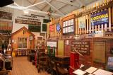 Inside Bishops  Lydeard Museum.